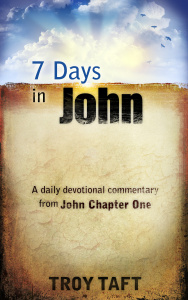 The cover of 7 Days in John